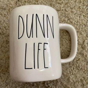 DUNN LIFE Rae Dunn mug